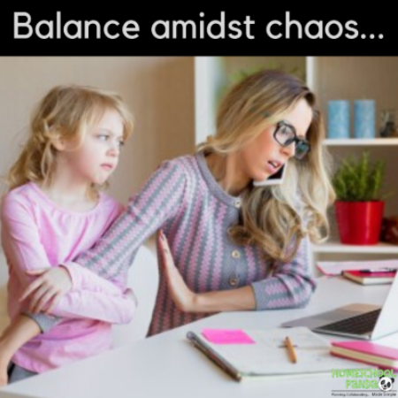 how-to-balance-homeschool-work