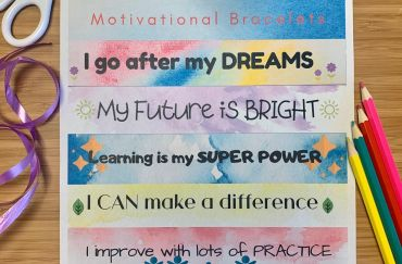 """I Have a Dream"" Homeschool Panda Printables"