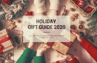 Holiday Gift Guide 2020 for Children