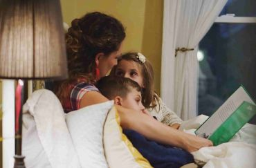 Raising a Reader | Top 5 Tips for Parents
